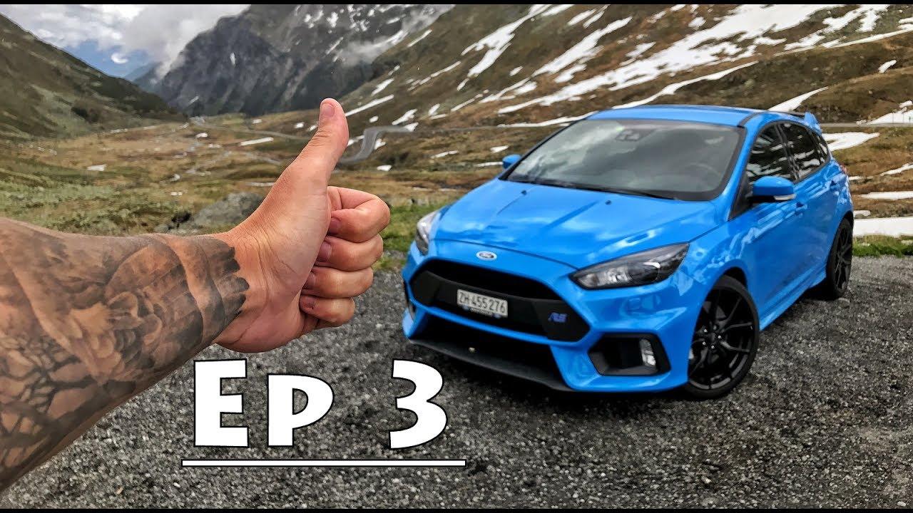 MY DREAM CAR BUCKET LIST | STELVIO PASS | Ep 3