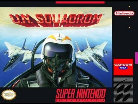 U.N. Squadron Video Walkthrough