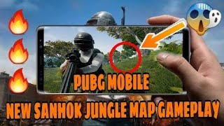 PUBG MOBILE SANHOK JUNGLE MAP GAMEPLAY    PUBG MOBILE NEW UPDATE 0.6 0.8.1 0.7 BETA SANHOK SANOOK 9.37 MB