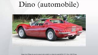 Dino (automobile)