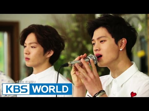 Global Request Show : A Song For You 3 - 잊혀진다는 거 | Being Forgotten by BTOB