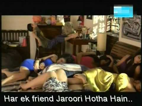 Har ek friend zaroori hotha hain... New Airtel Ad