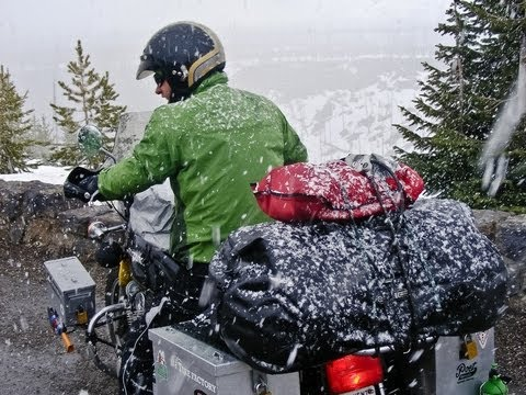 Tips and tricks for traveling on a motorcycle abroad