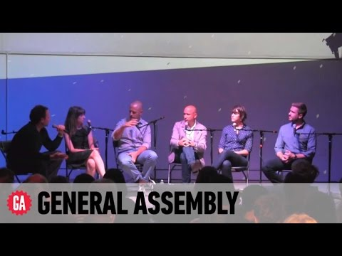 General Assembly + The Bold Italic: Office Culture Panel