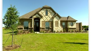 Sandlin Homes at Summit Estates in Waxahachie, TX