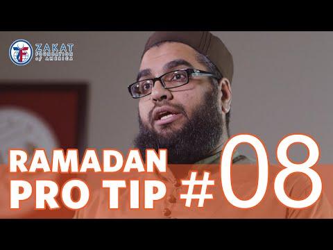 Ramadan Pro Tip #8 (Advice for Women) with Abdul Nasir Jangda