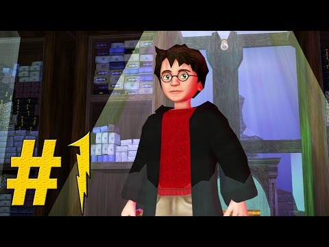Dark Plays: Harry Potter and the Philosopher's Stone PS2 [01]