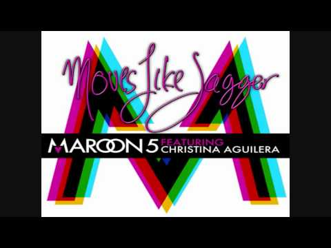 Maroon 5 Feat Christina Aguilera - Moves Like Jagger (cutmore Club Mix) video