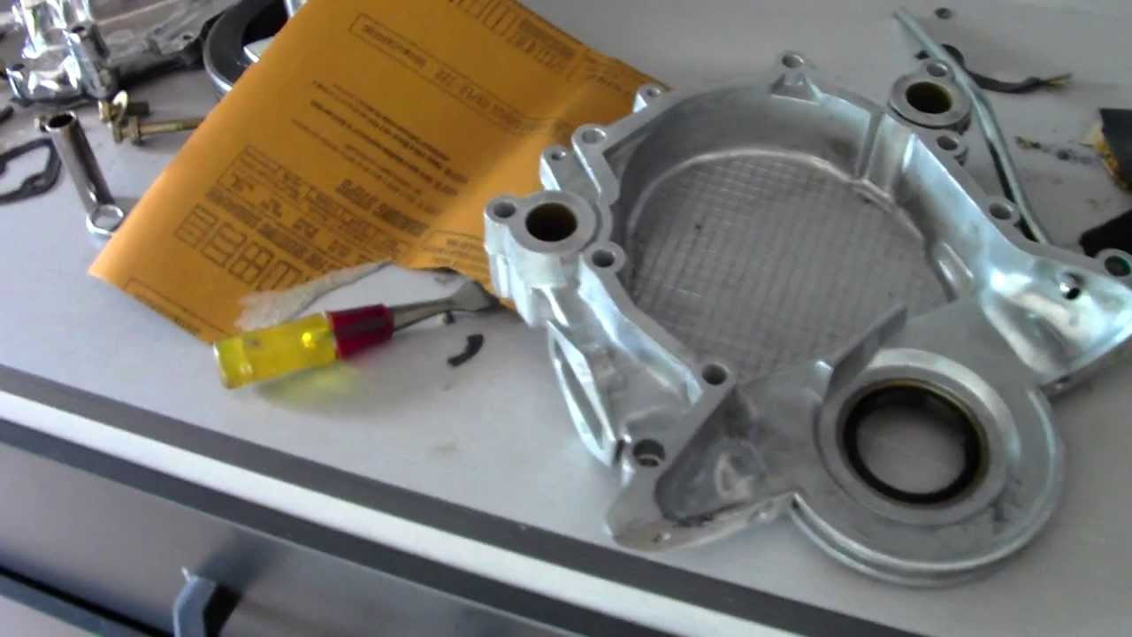 Source Of Timing Cover Leak Found Let This Be A Lesson