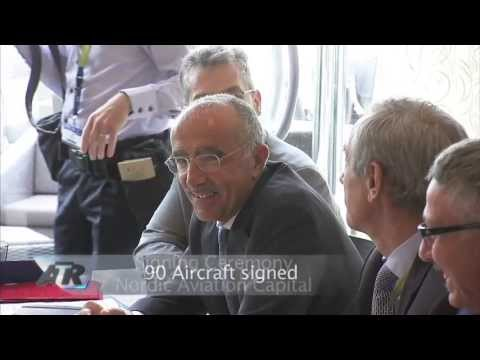 Nordic Aviation Capital Signing Ceremony - Day 2 Highlights