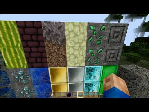 Minecraft 1.4.4 Herr Sommer Texture Pack - German - [Full HD]