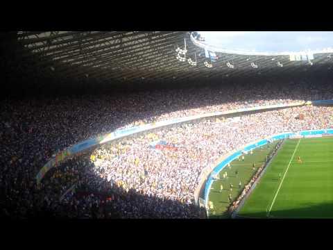 Gol de Messi Argentina x Irã (dentro do Mineirão)