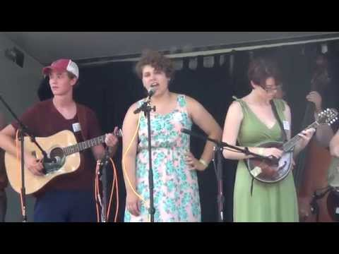 "Sail High School Bluegrass Ensemble featuring Hannah Cake ""In the Pines"""