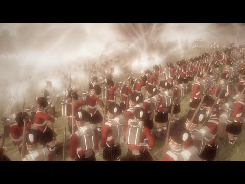 Napoleon Total War : Battle of Waterloo (part.1)