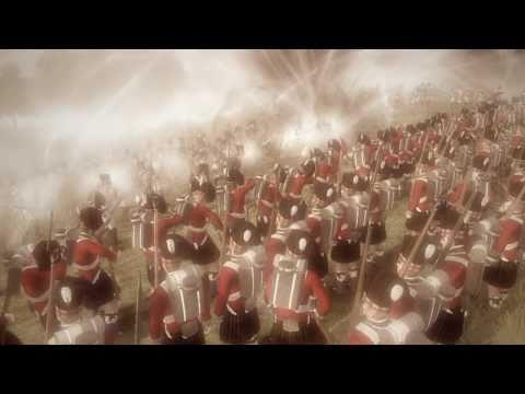 Napoleon Total War : Battle of Waterloo (part.1)