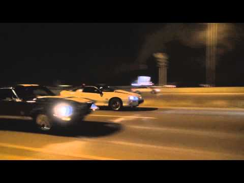 Street Race Gone Bad(Nitrous 67 Mustang vs. 99 Twin Turbo Camaro)