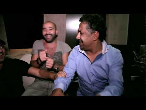 Khaled - En studio avec RedOne