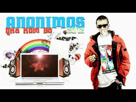 Anonimos - Qka Kom Bo [ 2012 ] ALBASTARS