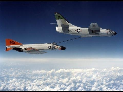 THE F-4 PHANTOM   USMC Air Corps in Vietnam War   F4 Fighter Jet