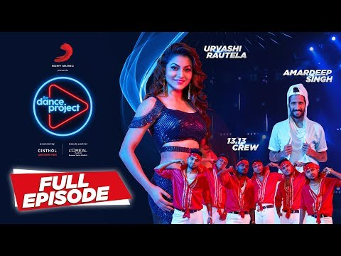 Ep-11 The Dance Project - Urvashi Rautela | Amardeep Singh | 13.13 Crew | Saturday Saturday
