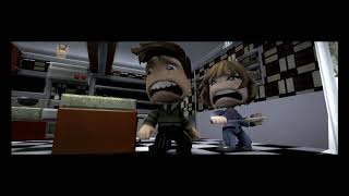 LBP2 THE ACCIDENT [horror short film chapter3]