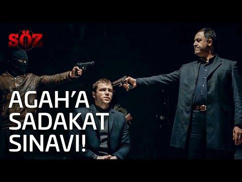 Söz | 32.Bölüm - Agah'a Sadakat Sınavı!