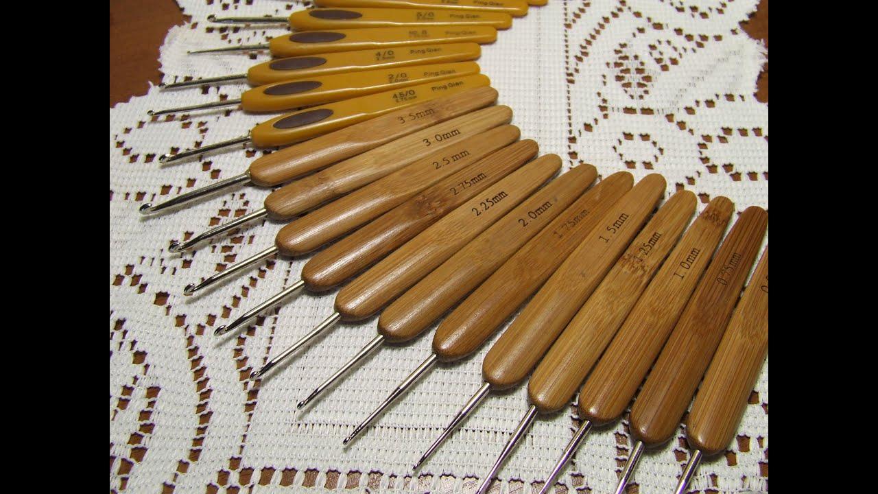 Где заказать крючки для вязания 30
