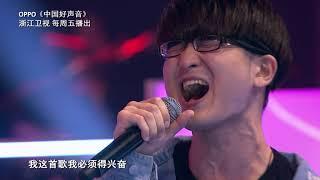 【好声音独家花絮】摇滚是疯狂状态下的音乐 Sing!China2018 官方超清HD