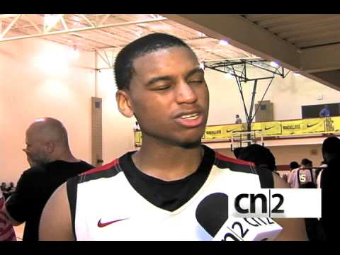 Peach Jam Interview Trevon Bluiett