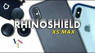 RhinoShield Cases + Accesories | iPhone XS MAX