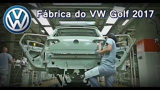 Fábrica Novo VW Golf 2017 - Linha de montagem Volkswagen - Linha de montagem Volkswagen Golf