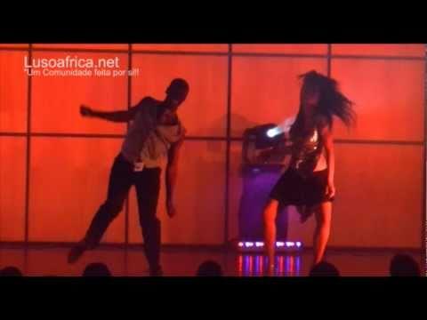 3º Par Vencedor Concurso Kizomba Africa A Dançar 2011 video