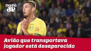 Avião que transportava jogador argentino Emiliano Sala está desaparecido