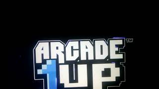 Arcade1up pacman screen fixed using test mode