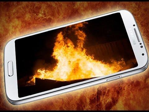 Como evitar que tu teléfono se caliente como un horno (ROOT)