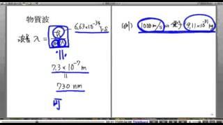 高校物理解説講義:「物質波」講義3