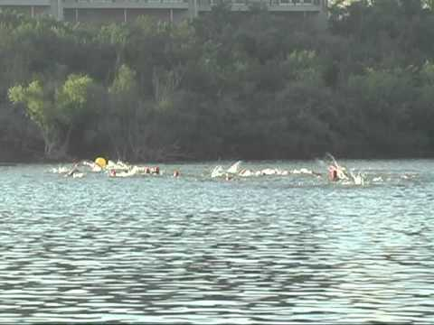 Comanche Warrior Triathlon Big Spring Texas 9 11 2010 Youtube