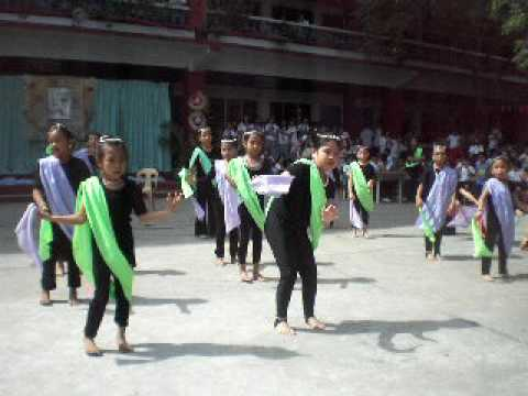 Modern Muslim Dance