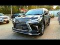 2017 Lexus LX 570: Startup/ Exhaust/ Interior/ Exterior/ In-depth Review