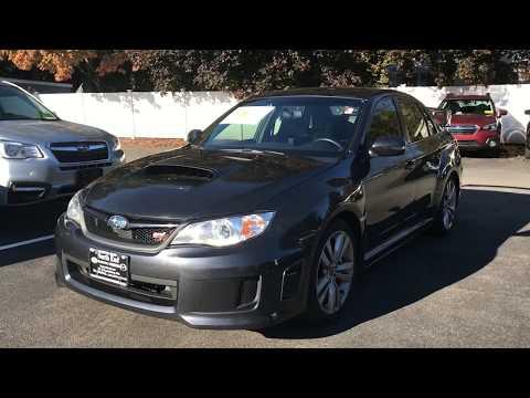 Review: 2014 Subaru Impreza WRX STI Limited