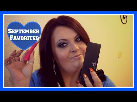 September FAVS!  (Planners, Cell phone cases, Makeup and More!)