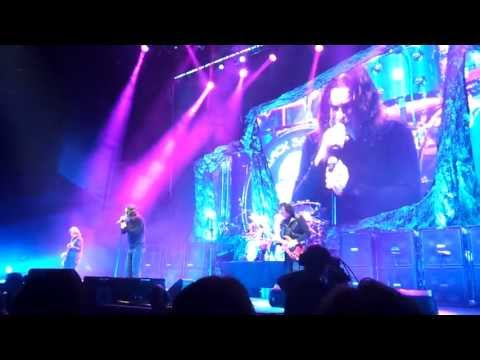 Black Sabbath - Iron Man LIVE in Perth 2013