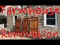 200 Year Old Farmhouse Renovation. Episode 72