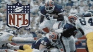 CGR Undertow - NFL FOOTBALL review for Super Nintendo
