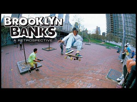 """Brooklyn Banks """"A Retrospective Video"""" By R.B. Umali"""