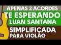 Te Esperando Como Tocar Fácil Luan Santana mp3