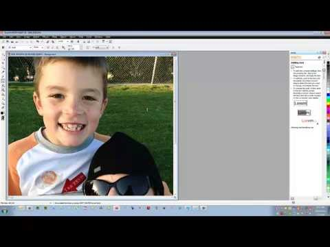 Using the Clone Tool in Corel PHOTO-PAINT