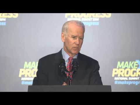 Joe Biden: Change Obama Promised In 08