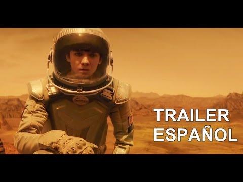 El Espacio Entre Nosotros - Nuevo Trailer 2 Español Latino 2017