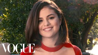 73 Questions With Selena Gomez | Vogue by : Vogue